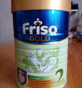 Детская смесь Friso gold (2) 800 гр.