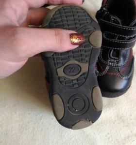 Ботиночки деми на девочку
