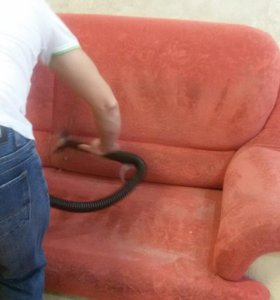 Химчистка и дезинфекция мебели