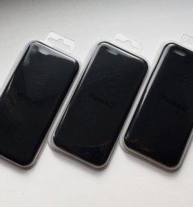 Чехол кожа iPhone 6 6s новый