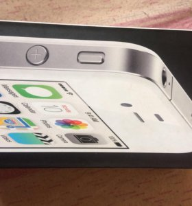 Коробка iPhone4(8gb)