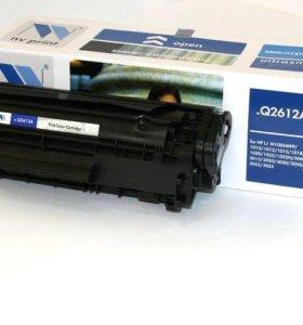 Картридж Q2612A (аналог 703) для принтеров и МФУ