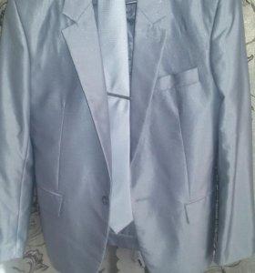 Мужской костюм, (пиджак, брюки)