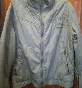 Куртка легкая мужская, размер 48