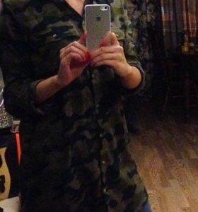 Длинная рубашка Туника