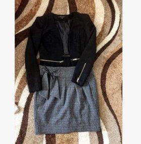 Пиджак ,юбка