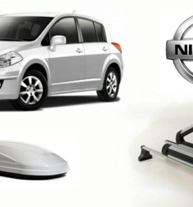 Авто багажник на крышу для Nissan