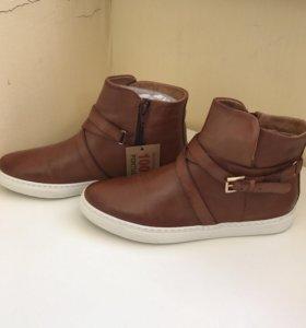 Francesco donni полусапожки (ботинки)