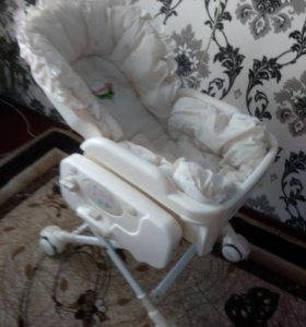 Электро люлька + кресло для кормления