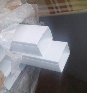 Кабель-канал ОПТИМА белый