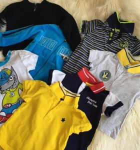 Вещи пакетом на мальчика 2 года