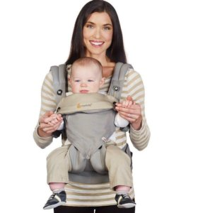 Эрго-рюкзак ergo Baby Carrier four position 360