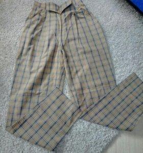 Новые.брюки с завышенной талией Controluse ориг