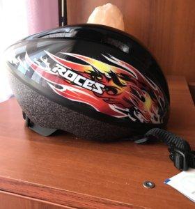 Новый защитный шлем