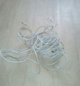 Каоесальный кабель для антенны