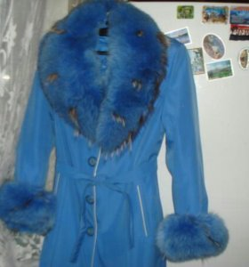 Пальто -плащ