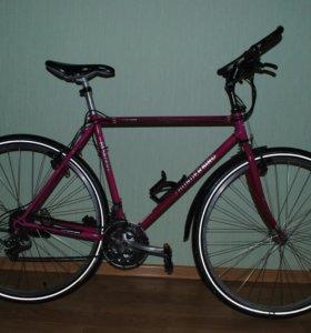 Велосипед из Германии, колёса 27.