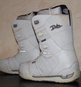 Сноубордические ботинки женские Ride Donna