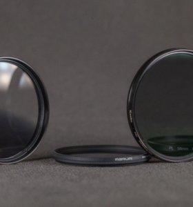 Фильтры для объективов всех видов и диаметров