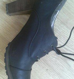 Ботиночки 39р.