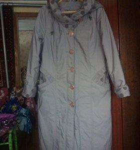 Продам пальто на весну - осень