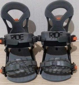 Крепления сноубордические Ride EX