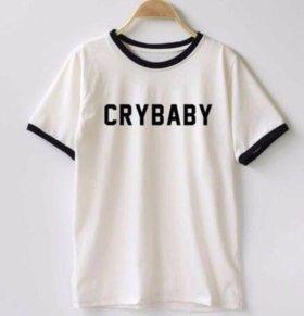 Футболка CryBaby