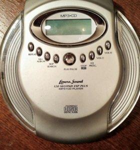 Lenoxx CD-плеер + колонка