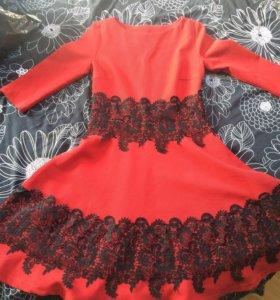 Платье Waggon новое
