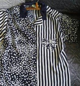Рубашка женская 52-54 р-р