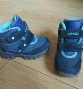 Ботинки зимние Lassie by Reima