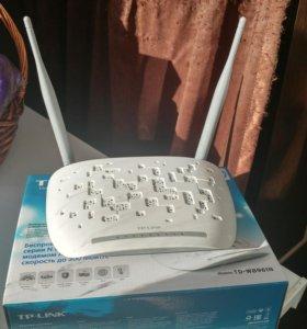 ADSL роутер TP-LINK