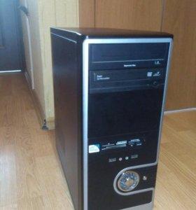 Игровой компьютер Е7500/GTX 550 Ti/3gb озу