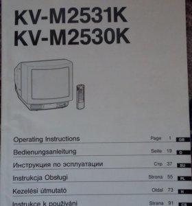 Телевизор Sony Trinitron 64 см