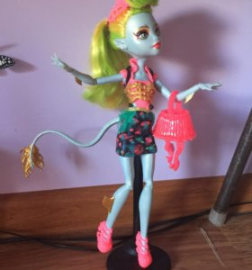 Кукла Monster High ЛагунаФайер