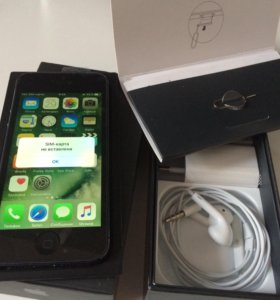 iPhone 5 Black 64 Гб
