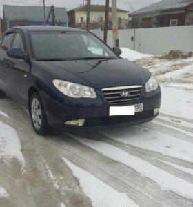 Hyundai Elantra, 2008