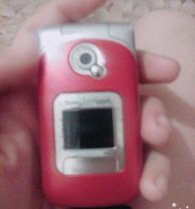 Телефон раскладушка Sony Ericsson Z530i