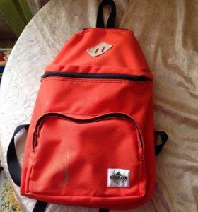 Рюкзак kixbox (ярко оранжевый)