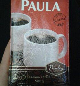Финский кофе Paula