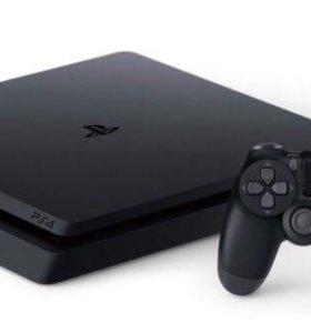 Продам PS 4 Slim 1 TB