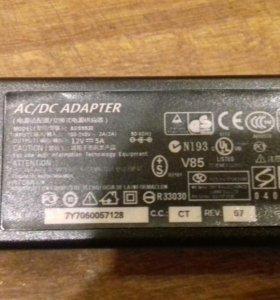 Сетевой адаптер 220/12 v 5A модель AD59930