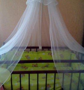 Детская кроватка 8(960)6870292