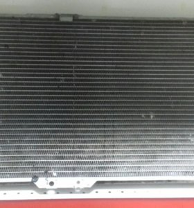 Радиатор охлаждения Daewoo Nexia