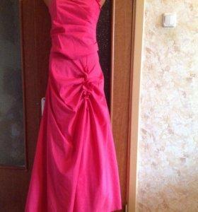 Вечернее платье р 38-40 ( новое)