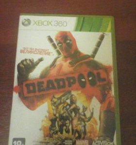 Deadpool на Xbox 360