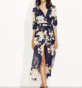 Красивейшее летнее легкое платье