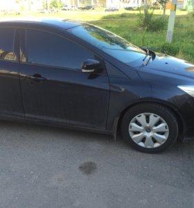 Форд фокус 3 2012 года