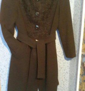 Пальто 52-54 размер обмен на меньший