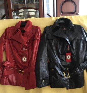 Куртки женские новые